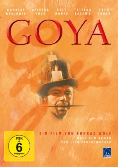 Goya. El difícil camino del conocimiento